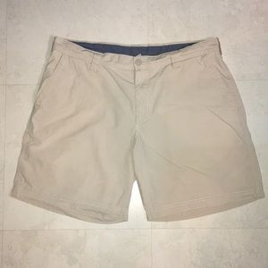 Columbia Men's Casual Shorts Size 36W 8L